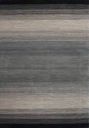 Bashian Contempo S176-Alm195 Black Area Rug