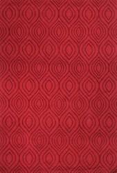 Bashian Soho S176-6-105 Red Area Rug
