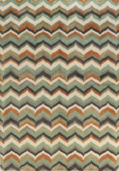 Bashian Chelsea S185-St238 Light Grn Area Rug