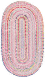Capel Baby's Breath 450 Pink Area Rug