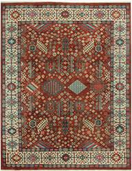 Capel Biltmore Heritage Shiraz 1903 Red Area Rug