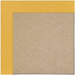 Capel Zoe Cane Wicker 1990 Jonquil Area Rug