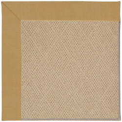 Capel Zoe Cane Wicker 1990 Bronze Area Rug