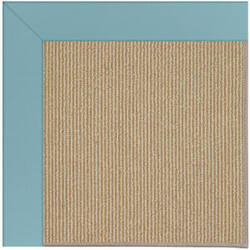 Capel Zoe Sisal 1995 Bright Blue Area Rug