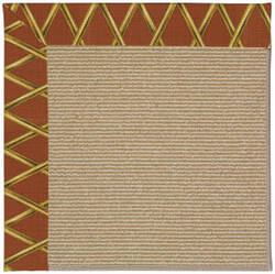 Capel Zoe Sisal 1995 Cinnabar Honey Area Rug