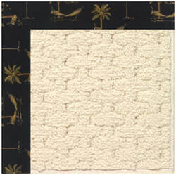 Capel Zoe Sugar Mountain 2008 Jet Black Area Rug