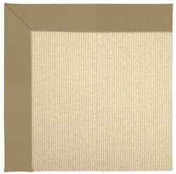 Capel Zoe Beach Sisal 2009 Light Gold Area Rug