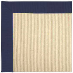 Capel Zoe Beach Sisal 2009 Navy Area Rug