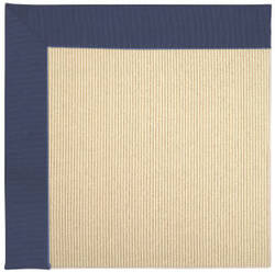 Capel Zoe Beach Sisal 2009 Blue Area Rug