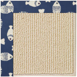 Capel Zoe Beach Sisal 2009 Pitch Area Rug
