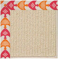 Capel Zoe Beach Sisal 2009 Autumn Area Rug