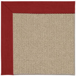 Capel Inspirit Champagne 2015 Apple Red Area Rug
