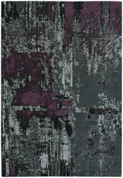 Capel Celestial Abstract 3245 Smoke Violet Area Rug