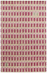 Capel Genevieve Gorder Twigs 3270 Red Area Rug