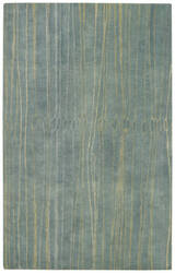 Capel Fingerling 3284 China Blue Area Rug