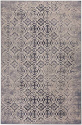 Capel Municipality Del Mar 3410 Medium Blue Area Rug