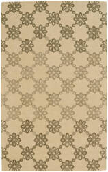 Capel Kevin O'brien Link 9198 Butter Area Rug