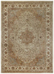 Capel Forest Park Tabriz 9265 Brown Area Rug