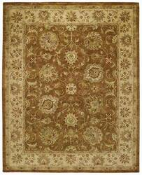 Rugstudio Sample Sale 43915R Caramel Candy Area Rug