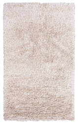 Classic Home The Ritz Shag 3002 Ivory Area Rug