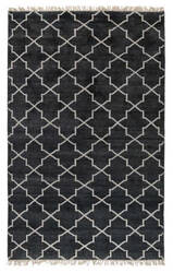Classic Home Terrace 3003 Charcoal Area Rug
