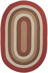 Colonial Mills Brooklyn Bn79 Terracotta Area Rug