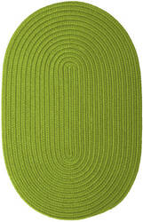 Colonial Mills Boca Raton Br65 Bright Green Area Rug
