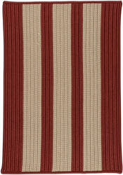 Colonial Mills Boat House Bt79 Rust Red Area Rug