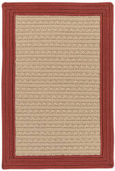 Colonial Mills Bayswater By73 Brick Area Rug