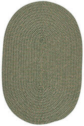 Colonial Mills Softex Check Cx16 Myrtle Green Check Area Rug