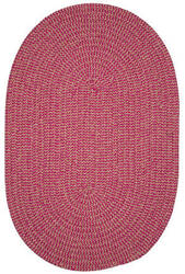 Colonial Mills Softex Check Cx37 Magenta Check Area Rug