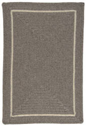 Colonial Mills Shear Natural En32 Rockport Gray Area Rug