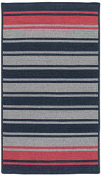 Colonial Mills Frazada Stripe Fz59 Navy/Red Area Rug