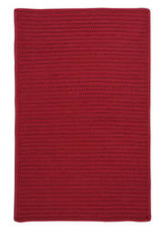 Colonial Mills Simply Home Solid H578 Sangria Area Rug
