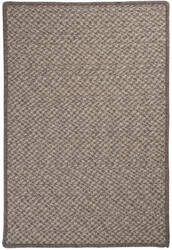 Colonial Mills Natural Wool Houndstooth Hd32 Latte Area Rug