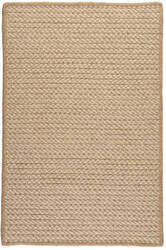 Colonial Mills Natural Wool Houndstooth Hd33 Tea Area Rug