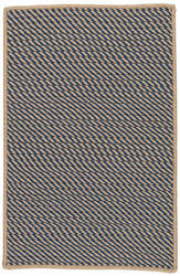 Colonial Mills Point Prim Im53 Blue Area Rug