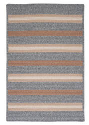 Colonial Mills Salisbury Ly19 Gray Area Rug