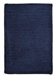 Colonial Mills Simple Chenille M503 Navy Area Rug