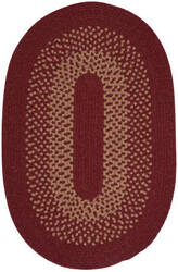 Colonial Mills Madison Md74 Holly Berry Area Rug