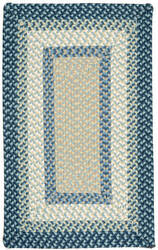 Colonial Mills Montego Mg59 Blue Burst Area Rug