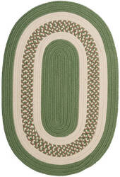 Colonial Mills Crescent Nt61 Moss Green Area Rug