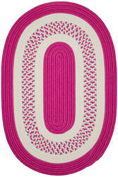 Colonial Mills Crescent Nt72 Magenta Area Rug