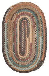 Colonial Mills Olivera Ov89 Warm Chestnut Area Rug