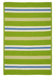 Colonial Mills Painter Stripe Ps61 Garden Bright Area Rug