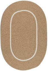 Colonial Mills Silhouette Sl85 Sand Area Rug
