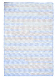 Colonial Mills Ticking Stripe Tk58 Starlight Area Rug