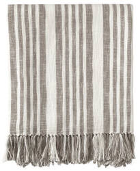 Company C Flagstone Throw 10778 Pewter