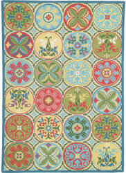 Company C Stepping Stones 18191 Multi Area Rug