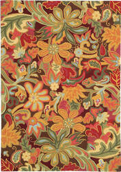 Company C Tapestry 18239 Spice Area Rug